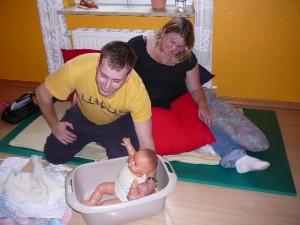 Geburtsvorbereitung August 2010