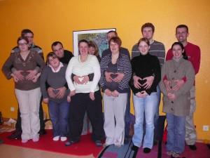 Geburtsvorbereitung Dezember 2009