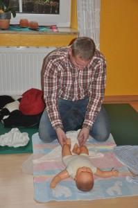 Geburtsvorbereitung Februar 2011