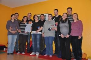 Geburtsvorbereitung Januar 2013