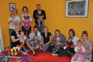 Krabbelgruppe September 2011